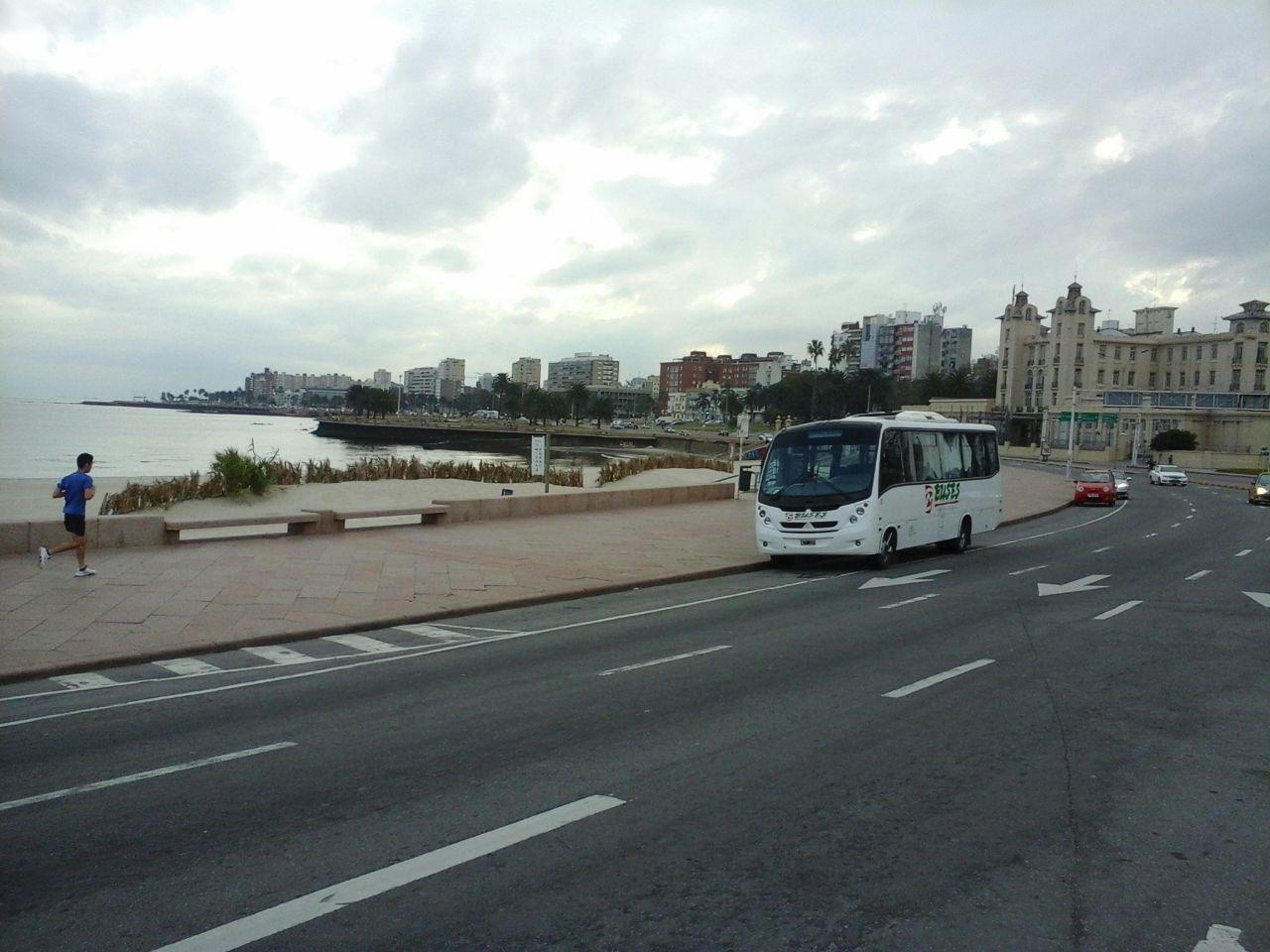 En Montevideo – Uruguay
